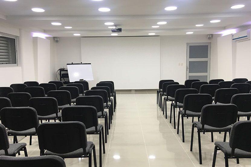 Salón de convenciones